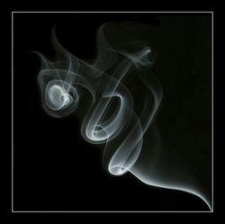 Incense smoke - 4