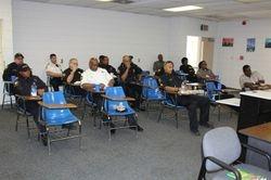 Training Class on Sept. 2015