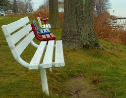 Benches of Color