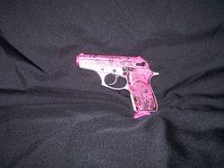 Bersa 380 Pink Digital Camo