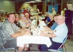 Banquet time in Durango 2001