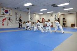 Kong Su (Karate/Tae Kwon Do)