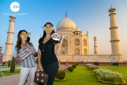 Places, destinations, Green Screen Photo Booth