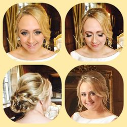 Wedding Hair and Makeup Hengrave Hall Bury St Edmunds Suffolk