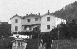 Pensionat Bokebolet 1927