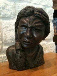 Native American Maiden