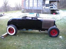 57.28 Ford Roadster
