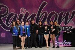 Senior Team awards!