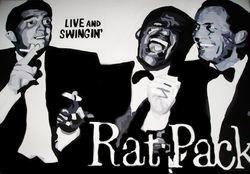RAT PACK -GREY