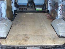 15mm Poplar Py floor