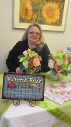 Arb Wedding show Partner from Victoria Rose Floral