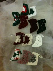 Dozen Christmas Ornaments - Set 1