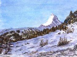 Matterhorn, morning