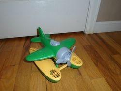 Green Toys Seaplane - $7