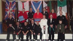 Multi Style Martial Arts Evening Hosted by the Black Dragon Martial Arts Academy - Romiley (Febuary 2012)