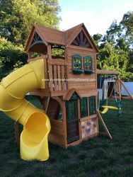 backyard discovery swing set assembly service in lorton VA