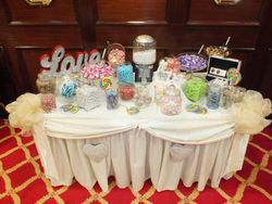 Candy buffet hire Chester