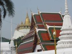 Bangkok   Golden Mountain