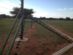 Aprin Electric Fence for wild live safty