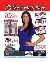 The Society Page en Espanol  / COVERGIRL TATYANA ESPADA