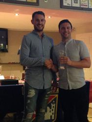 1st Team Managers Player of the Year - Matt James
