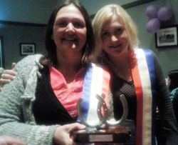 Champion (joint winners) 2009