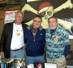 Buddy Martin, Kevin Tompkins & Carl Fismer