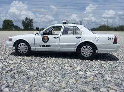 CLARKLDALE POLICE DEPARTMENT, AZ