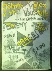 Johnny Velox and Vauxhalls