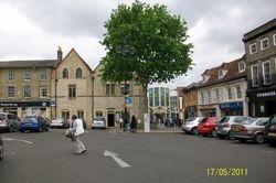 Bury St Edmunds - Moyse's Hall