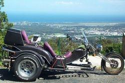Tom's Trike Overlooking Coffs Harbour - Nov 2005