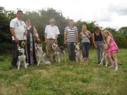 The Lincs Show Line up (All siblings)