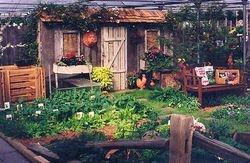 Demonstration Vegetable Garden