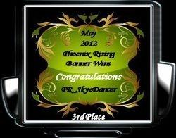 May 2012 3RD PL