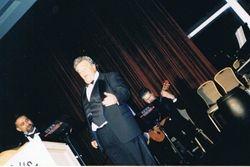 Concert in Miami, Florida, 2001