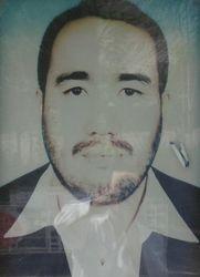 Shaheed Karbalaye Muzafar Hussain (Walad karbalaye Khadim Ali)