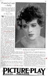 61 Found at Last - Sally O'Neil