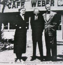 Grand Cafe Weber 1959