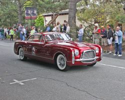 Pebble Beach Tour d'Elegance 2011