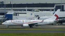 Air Niugini Boeing 737-800 P2-PXE
