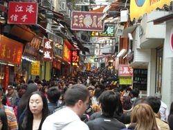 centralne ulice Makao-a