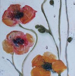 Summer Poppies III