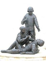 Statue 1 - Sacrifices