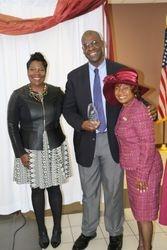 Winner of Trailblazer Award- Government