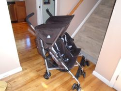Maclaren Twin Triumph Double Stroller - $150