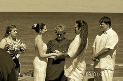Missy and Doug Wedding Photo