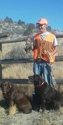 2012 Youth chukar Hunt