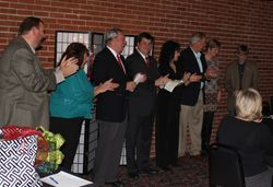 Installation of New Board of Directors