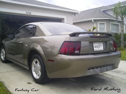 Angel ------Ford Mustang