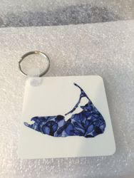 Nantucket key ring